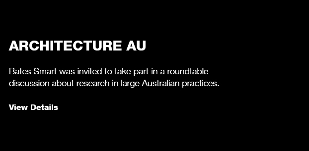 Architecture AU: Research in Large Australian Practices