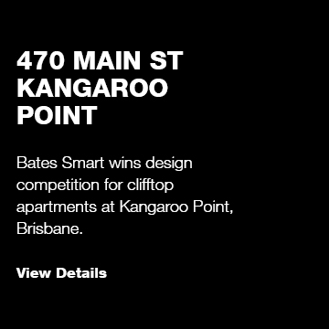 Kangaroo Point Apartments