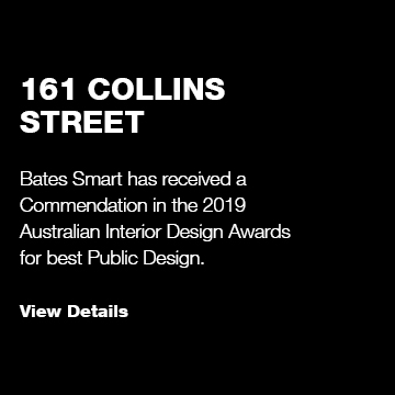 161 Collins Street: Australian Interior Design Awards Commendation