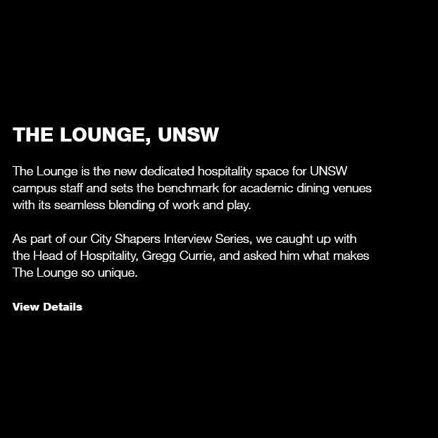 The Lounge, UNSW