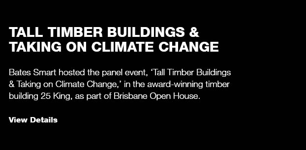Tall Timber Buildings & Taking on Climate Change