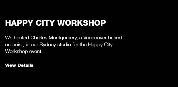Happy City Workshop