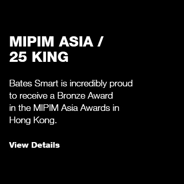 25 King / MIPIM Asia
