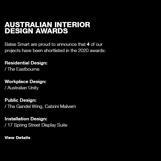 Australian Interior Design Awards Shortlist