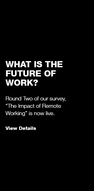 Survey Round 2 / The Impact of Remote Working