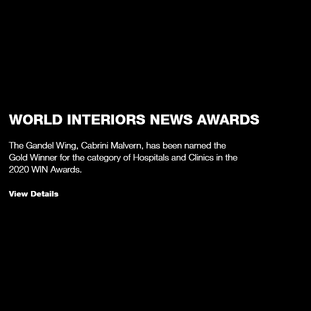 WIN Awards / Gandel Wing