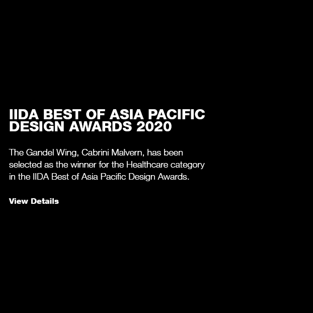 IIDA Best of Asia Pacific Design Awards / Gandel Wing