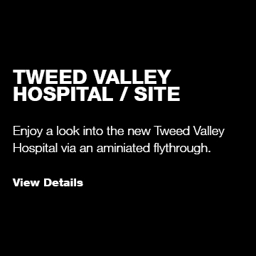 Tweed Valley Hospital / Site Flythrough