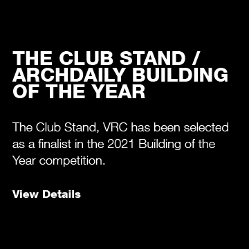 The Club Stand/ Building of the Year Finalist