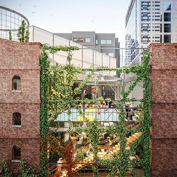 AA Prize for Unbuilt Work / Melbourne School of Design